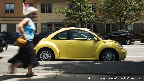 Automobil VW Beetle