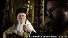 Griechenland Patriarch Bartholomäus I.
