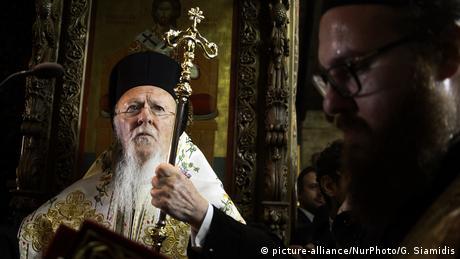 Варфоломій закликав патріархів визнати Православну церкву України