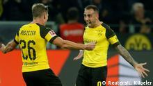Fußball Bundesliga Borussia Dortmund - Eintracht Frankfurt (Reuters/L. Kügeler)