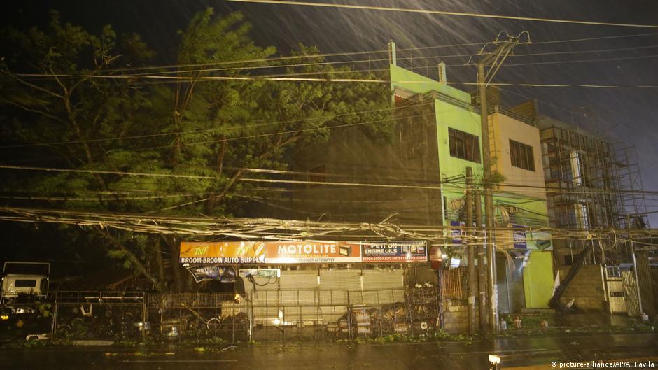 Filipine  Supercikloni me fuqi tmerri