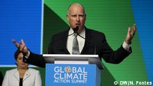 USA San Francisco Jerry Brown beim Global Climate Action Summit