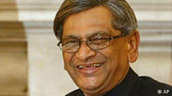 Indian Foreign Minister SM Krishna