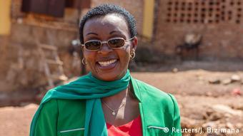 L'opposante Victoire Ingabire est souvent dans le collimateur de la justice