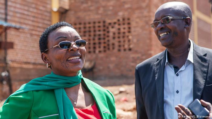 Ruanda Entlassung aus Gefängnis | Victoire Ingabire, Opposition FDU-Inkingi