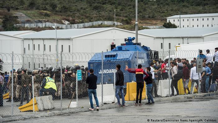 Yeni havalimanı inşaatında 24 işçi tutuklandı