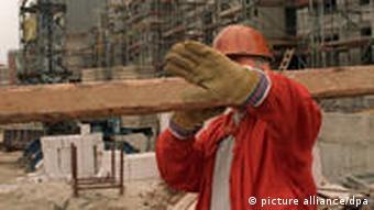 Symbolbild Schwarzarbeit / Illegale Arbeiter