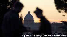 Vatikan Petersdom (picture-alliance/ZUMA Wire/Pacific Press)