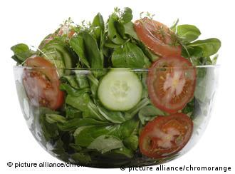 Избягвайте краставиците, салатата и доматите!
