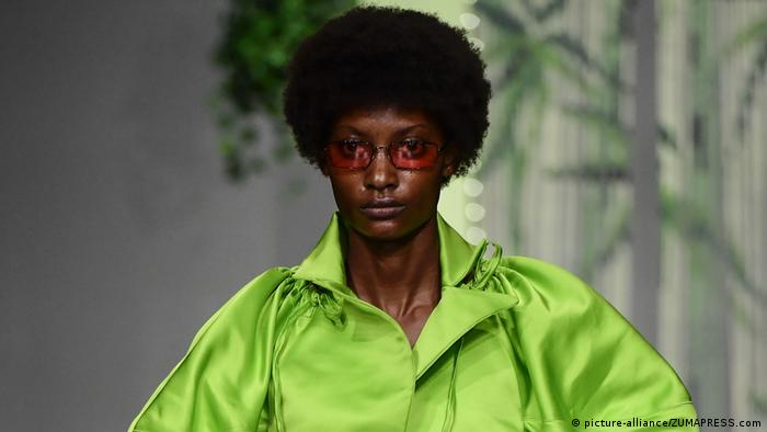 London Fashion Week 2019 | Richard Malone (picture-alliance/ZUMAPRESS.com)