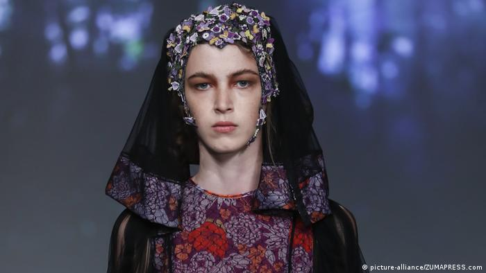 London Fashion Week 2019 | Bora Aksu (picture-alliance/ZUMAPRESS.com)