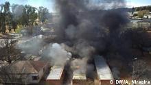 Grenze Burundi - Republik Kongo   Angriff burundischer Rebellen