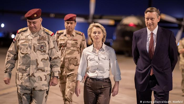 Germany ready to 'help Iraq back on its feet' 45503828_401