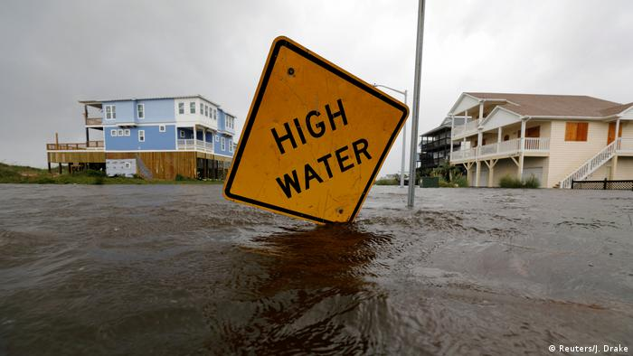 North Carolina New Bern Hurrikan «Florence» (Reuters/J. Drake)