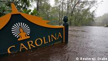 North Carolina New Bern Hurrikan «Florence»
