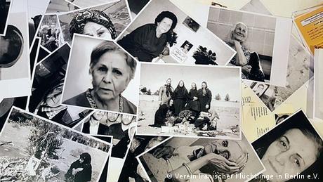 Deutschland Event zur Erinnerung an das Massaker von 1988 in Iran