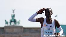 45. Berlin Marathon 2018 Neuer Weltrekord Eliud Kipchoge