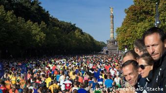 45. Berlin-Marathon (picture alliance/dpa/S. Stache)