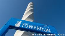 ThyssenKrupp elevator test tower in Rottweil, Germany (picture alliance/dpa/D. Maurer)