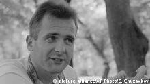 Ukraine Heorhij Gongadse, ermordeter Journalist