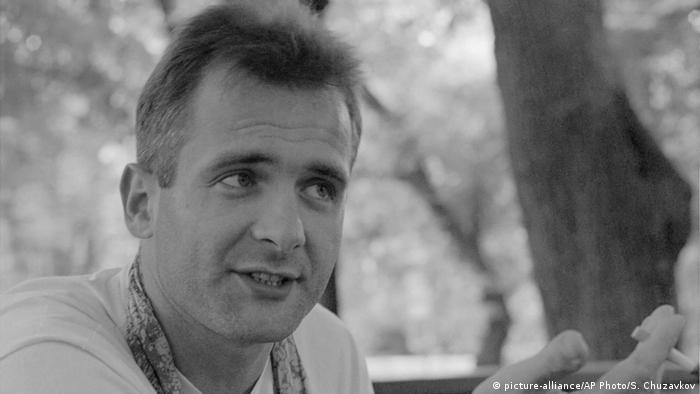 Украинский журналист Георгий Гонгадзе был убит в сентябре 2000 года