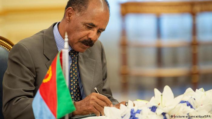 Saudi Arabien Äthiopien und Eritrea schließen Freundschaftsvertrag
