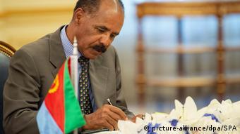 Saudi Arabien Äthiopien und Eritrea schließen Freundschaftsvertrag (picture-alliance/dpa/SPA)
