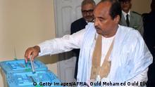 Mauretanien Wahl 2018 | Ould Abdel Aziz