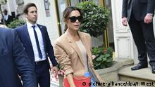 London Fashion Week - Victoria Beckham
