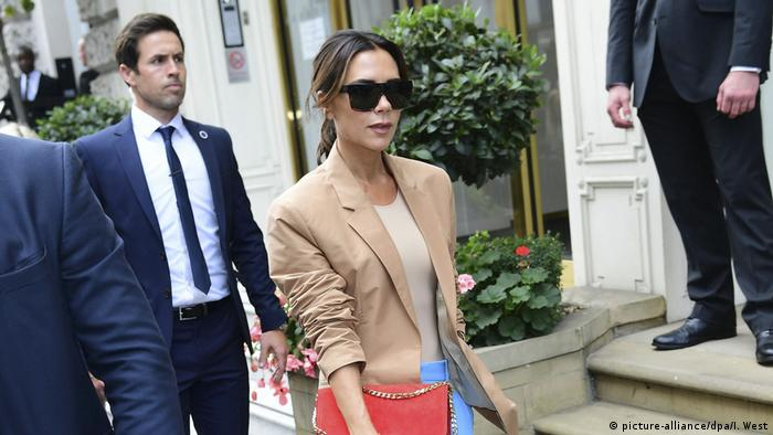 London Fashion Week - Victoria Beckham (picture-alliance/dpa/I. West)