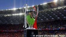 Ukraine: Real Madrid vs Liverpool - UEFA Champions