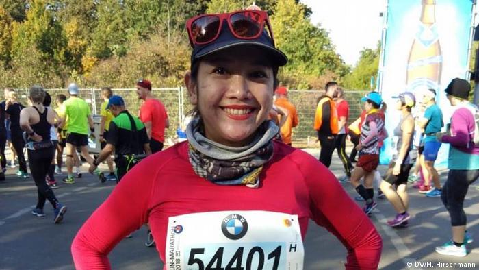 Berlin Marathon (DW/M. Hirschmann)