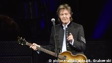 Paul McCartney britischer Musiker