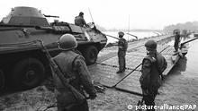 Sowjetische Streitkräfte in Polen - Manöver 1981