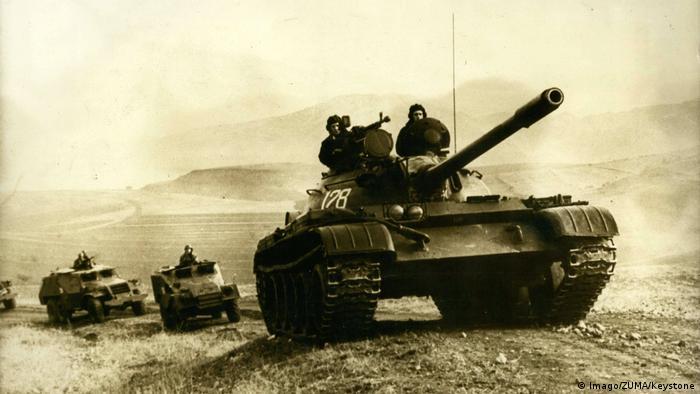 Soviet Soldiers in Poland