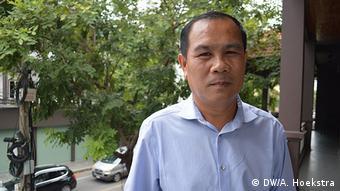 Kambodscha Um Sam An Oppositionspolitiker