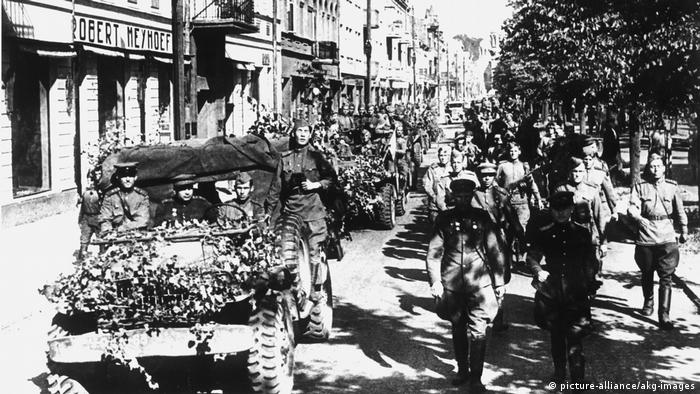 Crvena armija ulazi u Litvu