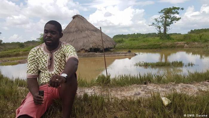 Guinea-Bissau Rio Cacheu Nationalpark