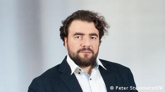 Російський політолог Іван Преображенський