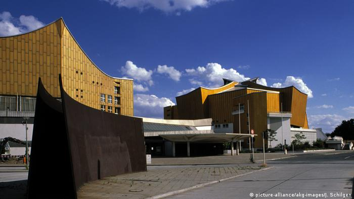 Berliner Philharmonie (picture-alliance/akg-images/J. Schilgen)