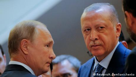Ердоган і Путін домовилися щодо Ідлібу, військової операції не буде