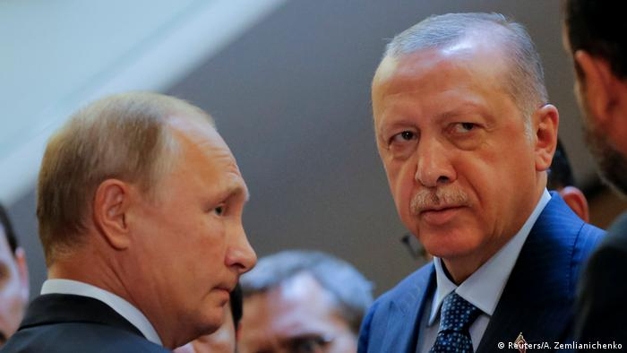 Turkey offensive in Syria forces Russia into a balancing act