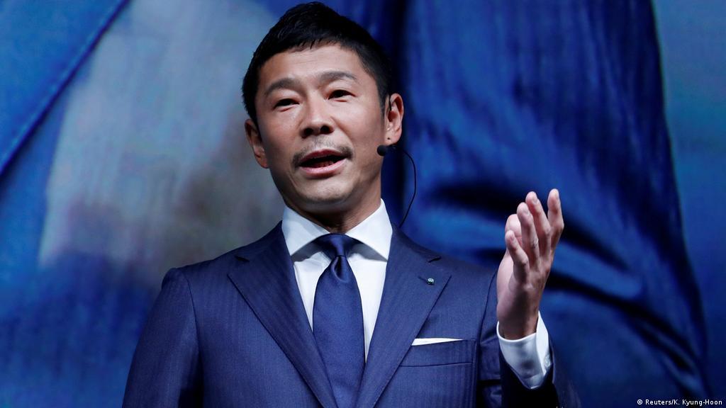 SpaceX tourist revealed: Japanese billionaire Yusaku Maezawa to fly around moon   News   DW   18.09.2018