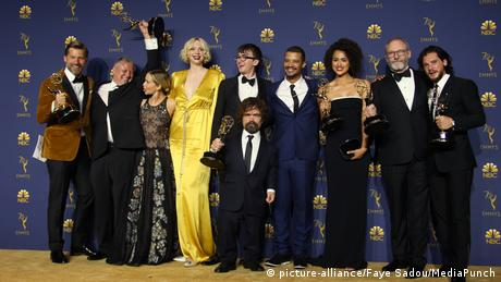 USA Emmy Awards 2018 Game Of Thrones (picture-alliance/Faye Sadou/MediaPunch)