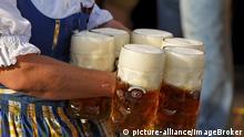 +++ Bildergalerie Bierpreis +++ Oktoberfest München Bayern Deutschland   Verwendung weltweit, Keine Weitergabe an Wiederverkäufer.