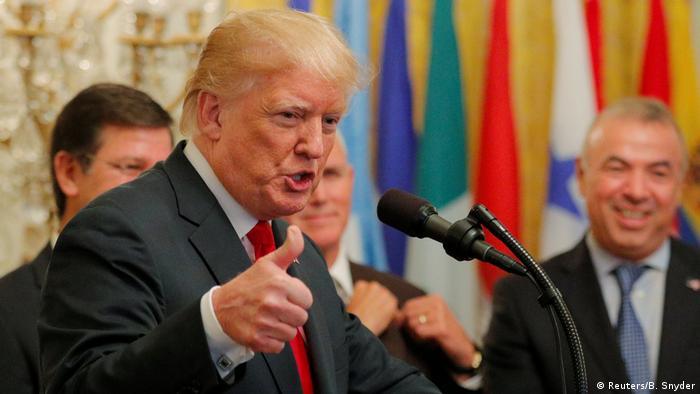 Donald Trump (Reuters/B. Snyder)
