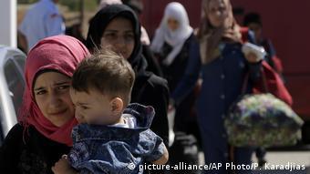 Πρόσφυγες στην Κύπρο