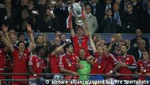 Fußball Champions League Finale 2013 | Thomas Müller (picture-alliance/augenklick/firo Sportphoto)