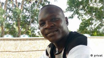 Korrespondent Waakhe Simon Wudu (privat)