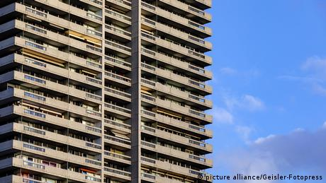 Block of flats (picture alliance/Geisler-Fotopress)